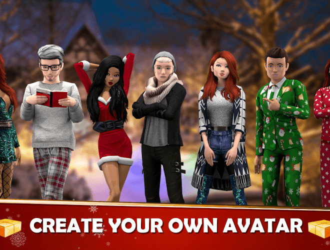 Play Avakin Life on pc 2