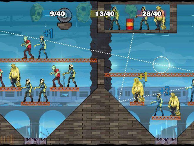 Играй Stupid Zombies 3 on pc 6