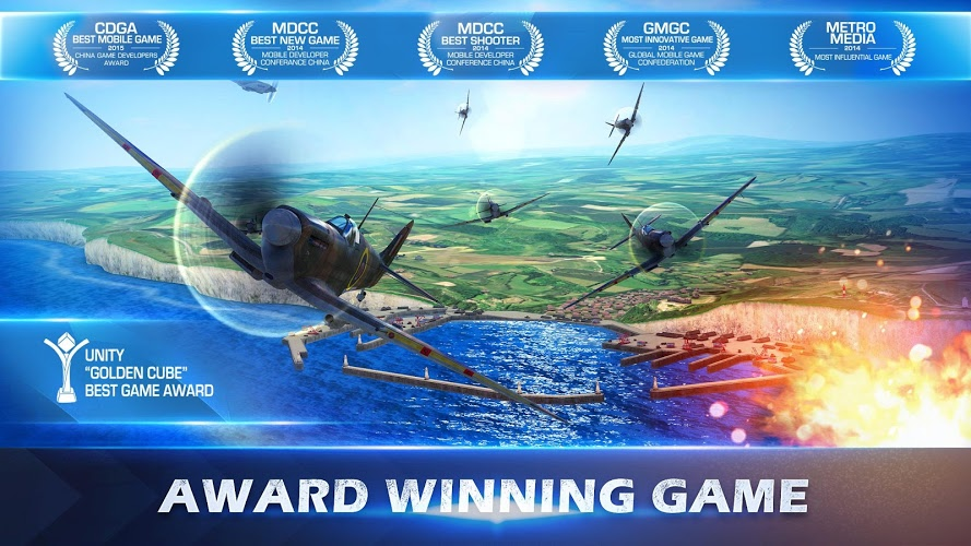 Chơi War Wings on PC 3