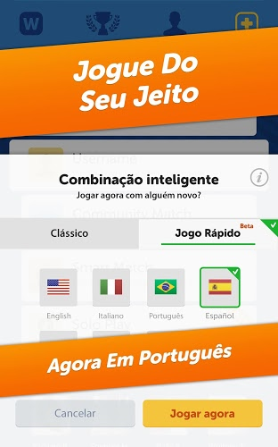 Jogue New Words with Friends para PC 17