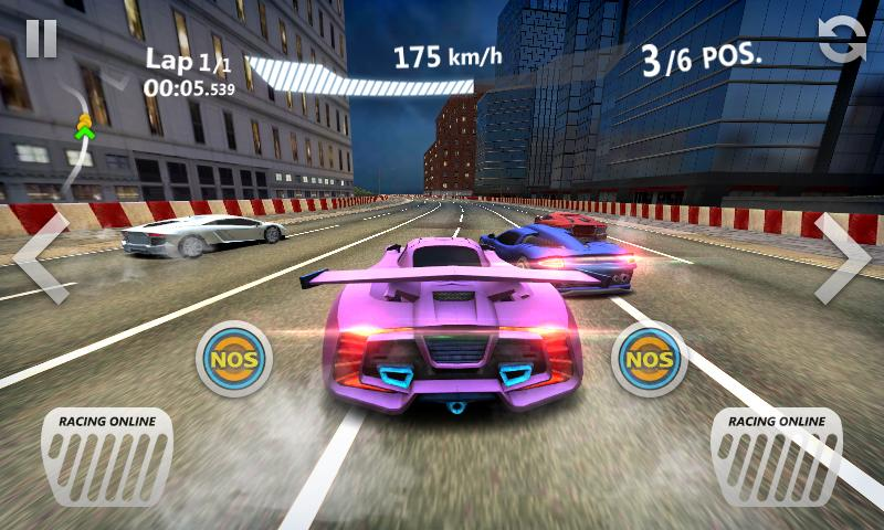 Play Sports Car Racing on PC 8