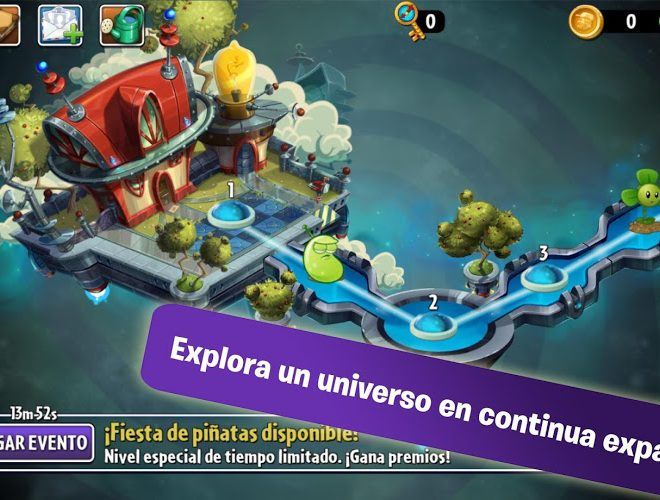 Juega Plants vs Zombies 2 en PC 3