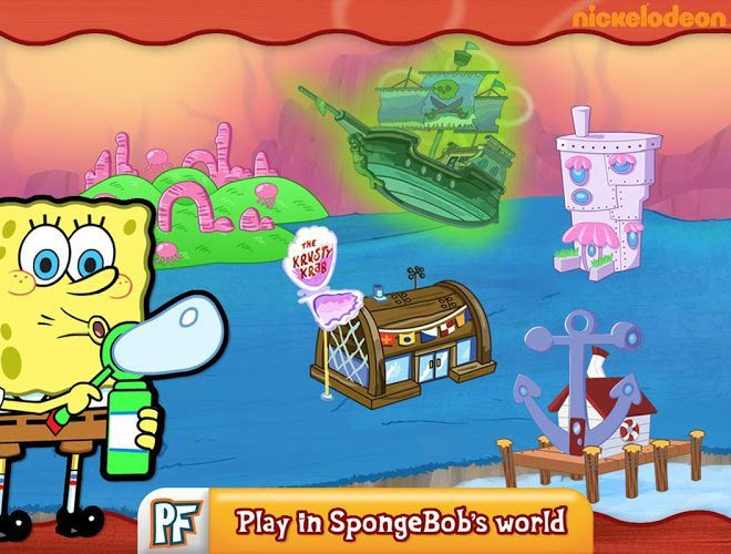 Play SpongeBob Diner Dash on PC 1