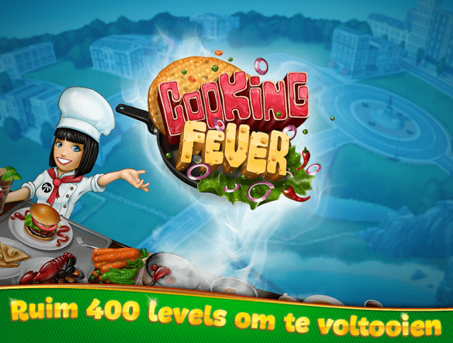Speel Cooking Fever on PC 5