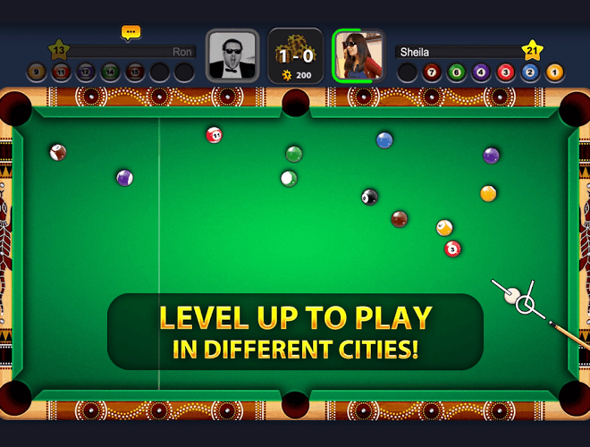 เล่น 8 Ball Pool on PC 15