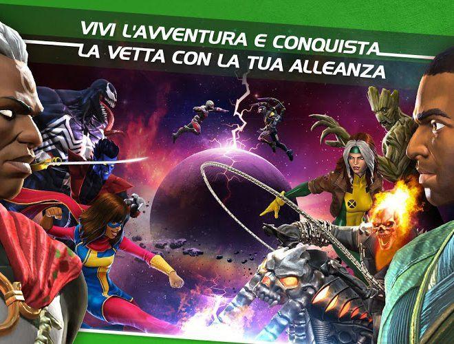 Gioca Marvel Contest of Champions sul tuo PC 12