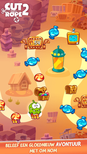 Speel Cut The Rope 2 on pc 20