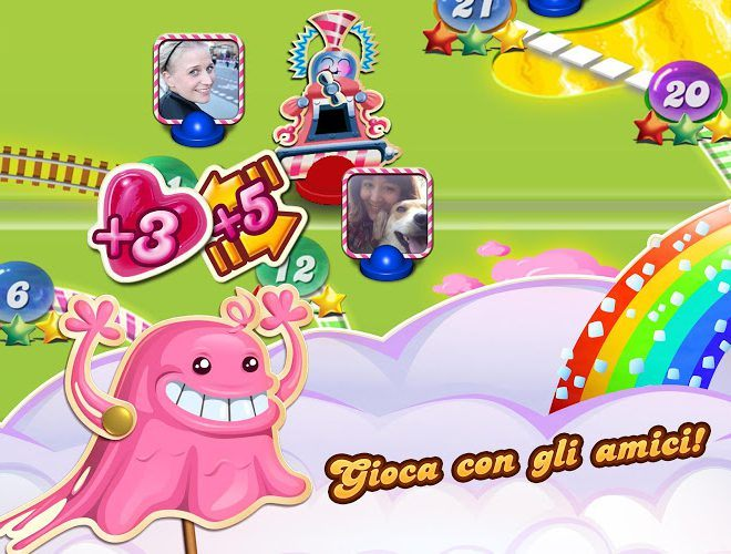 Gioca Candy Crush on PC 12