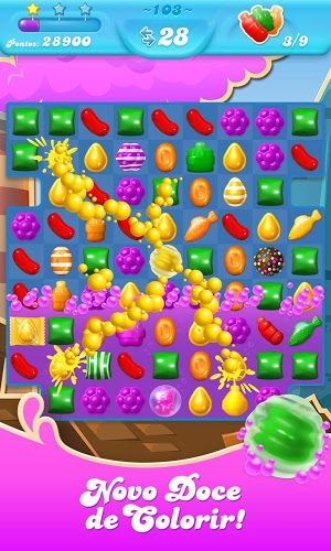 Jogue Candy Crush Soda Saga on PC 4