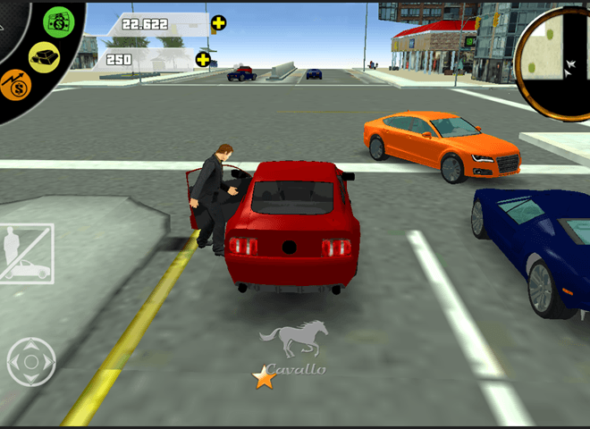 Play San Andreas Real Gangsters 3D on pc 5