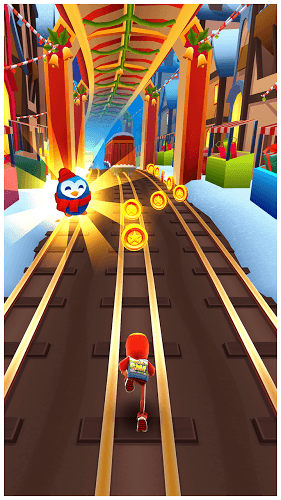 Spustit Subway Surfers on PC 4