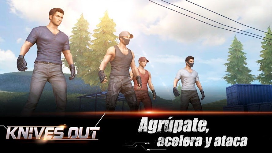 Juega Knives Out on PC 5