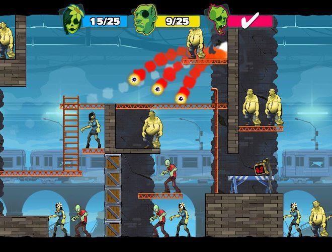 Играй Stupid Zombies 3 on pc 10
