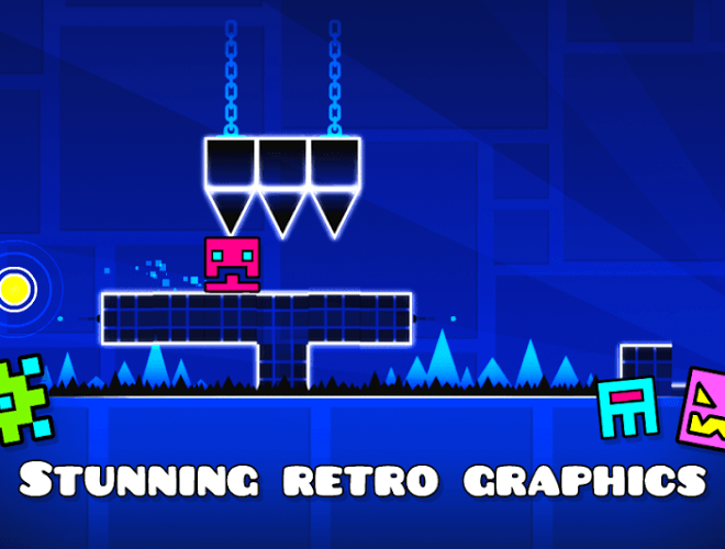 Juega Geometry Dash Lite on PC 5