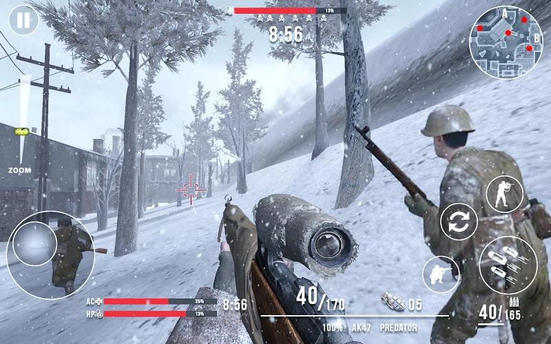 Играй Call of Sniper WW2: Final Battleground На ПК 6