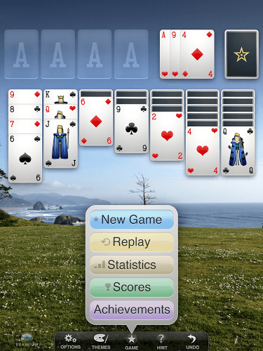 Speel Solitaire on PC 10