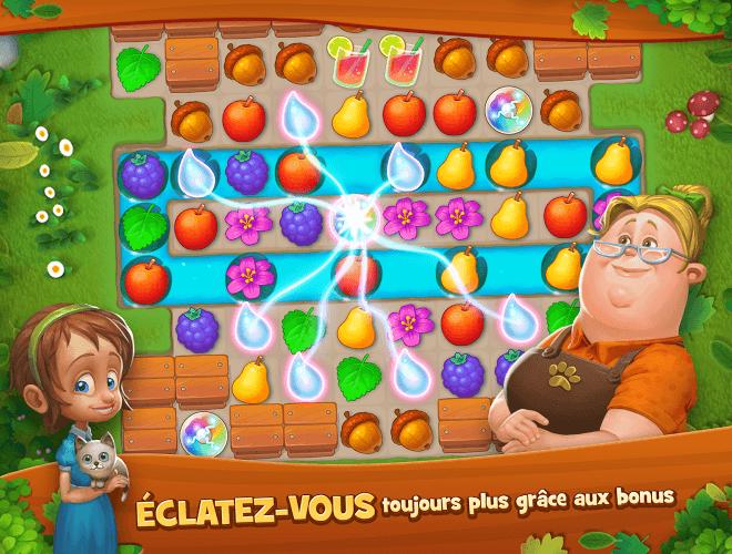 Jouez à  Gardenscapes sur PC 12