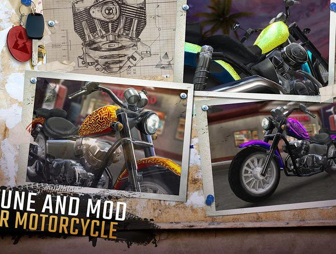 Play Moto Rider GO: Highway Traffic on PC 6