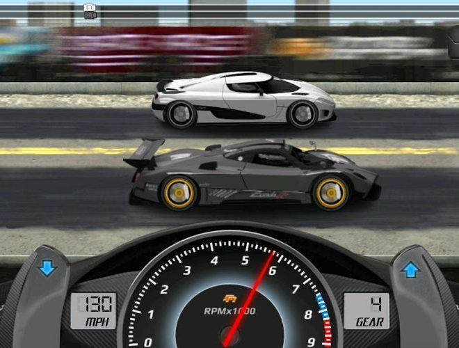 즐겨보세요 Drag Racing on pc 5