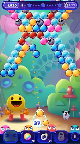 Play PAC-MAN Pop – Bubble Shooter on PC 8
