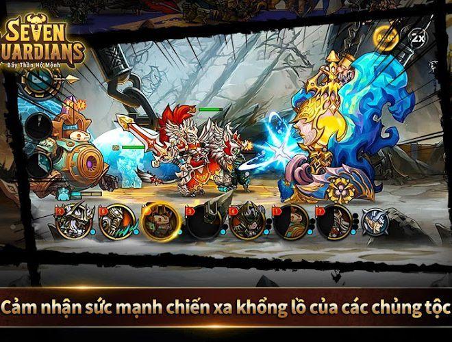 Chơi Bảy Thần Hộ Mệnh on PC 3