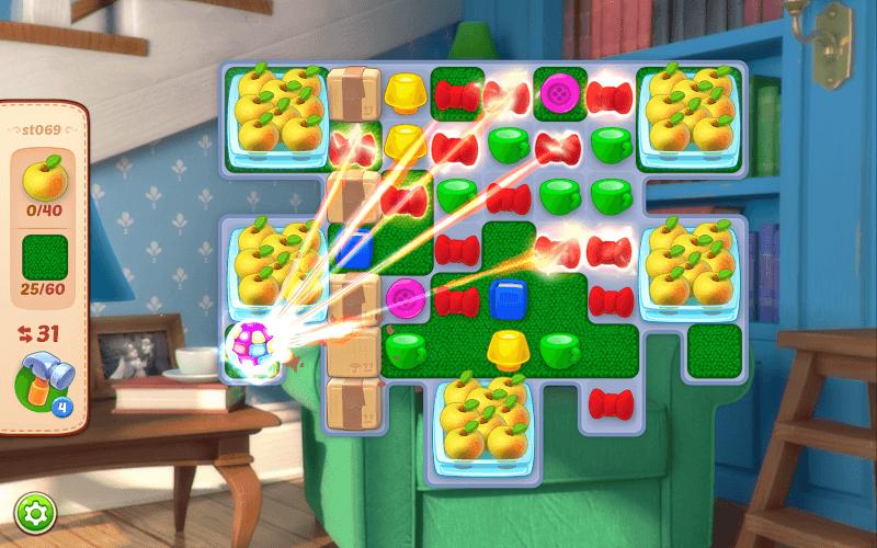 Jouez à  Homescapes sur PC 22