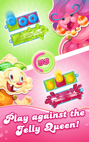 เล่น Candy Crush Jelly Saga on PC 10
