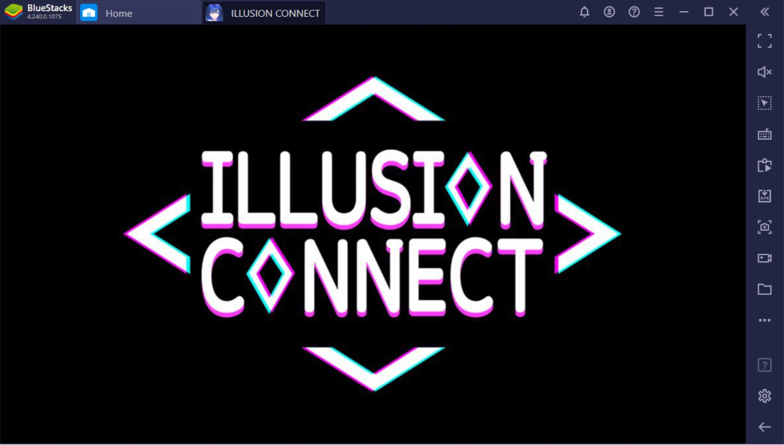 How to Play Illusion Connect on PC with BlueStacks