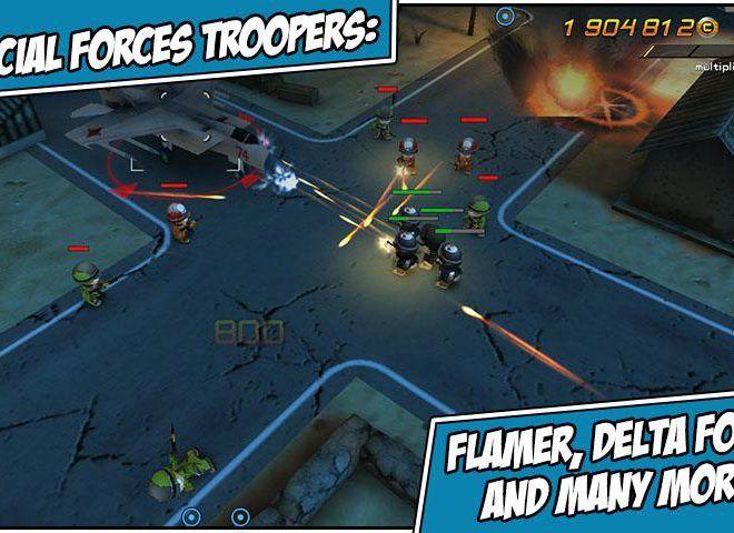 Играй Tiny Troopers 2 На ПК 3