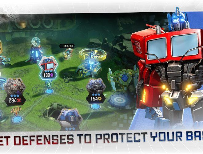 Chơi TRANSFORMERS: Forged to Fight on PC 6
