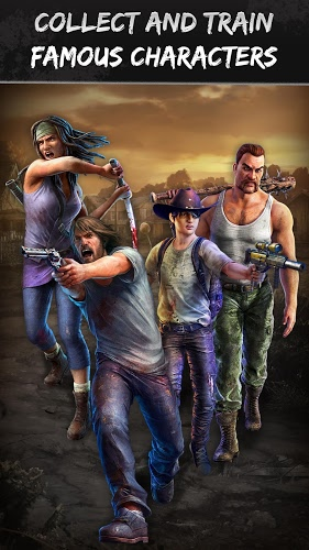 Play The Walking Dead: Road to Survival on PC 3