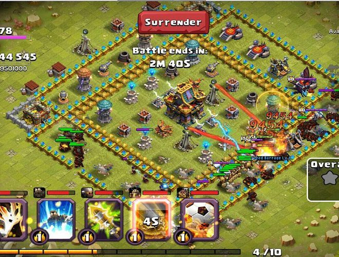 Play Clash of Lords 2 on PC 15