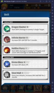 How To Increase Combat Power in Idle Heroes of Light