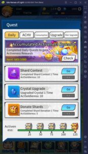 Tips & Tricks To Playing Idle Heroes of Light