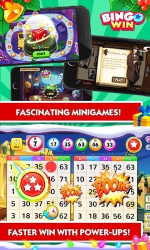 Play Bingo Win: Play Bingo with Friends! on PC 4