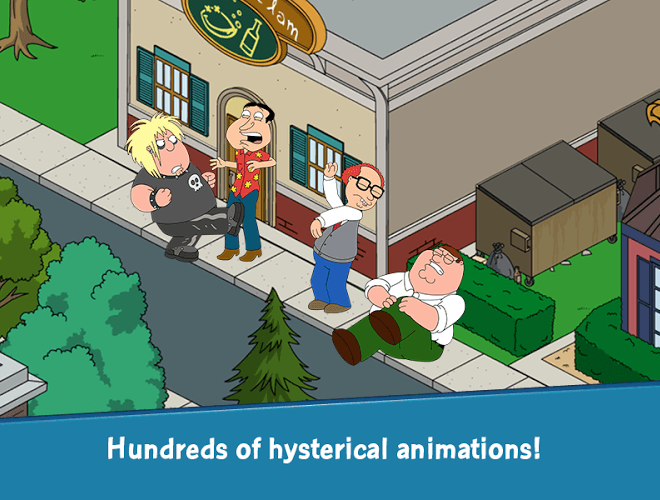 إلعب Family Guy: The Quest for Stuff on PC 18