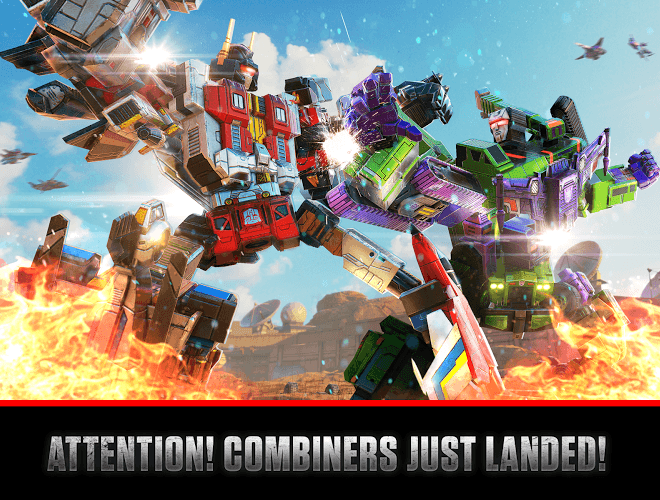 Play Transformers: Earth Wars on PC 3