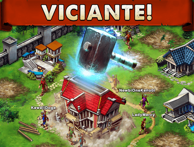 Jogue Game of War on pc 15
