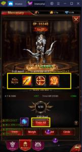 Immortal Legend auf dem PC – Tipps und Tricks zu Guards, Bossen und mehr