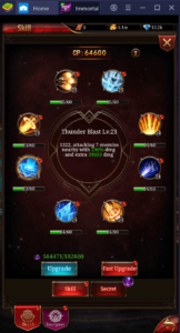 Immortal Legend auf dem PC – Upgrade-Leitfaden für deinen Charakter