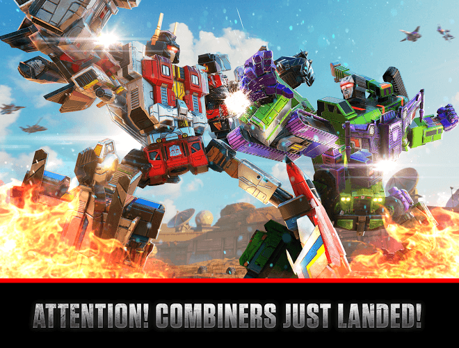 Play Transformers: Earth Wars on PC 15