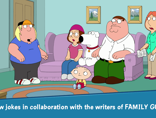 إلعب Family Guy: The Quest for Stuff on PC 8