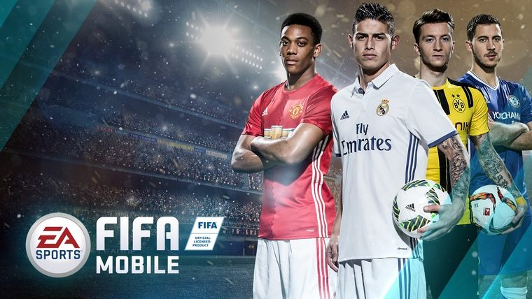FIFA for phone - what is FIFA 20 mobile?