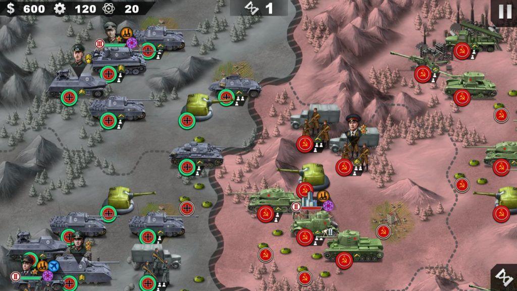 Топ-5 стратегий для одного игрока на Android