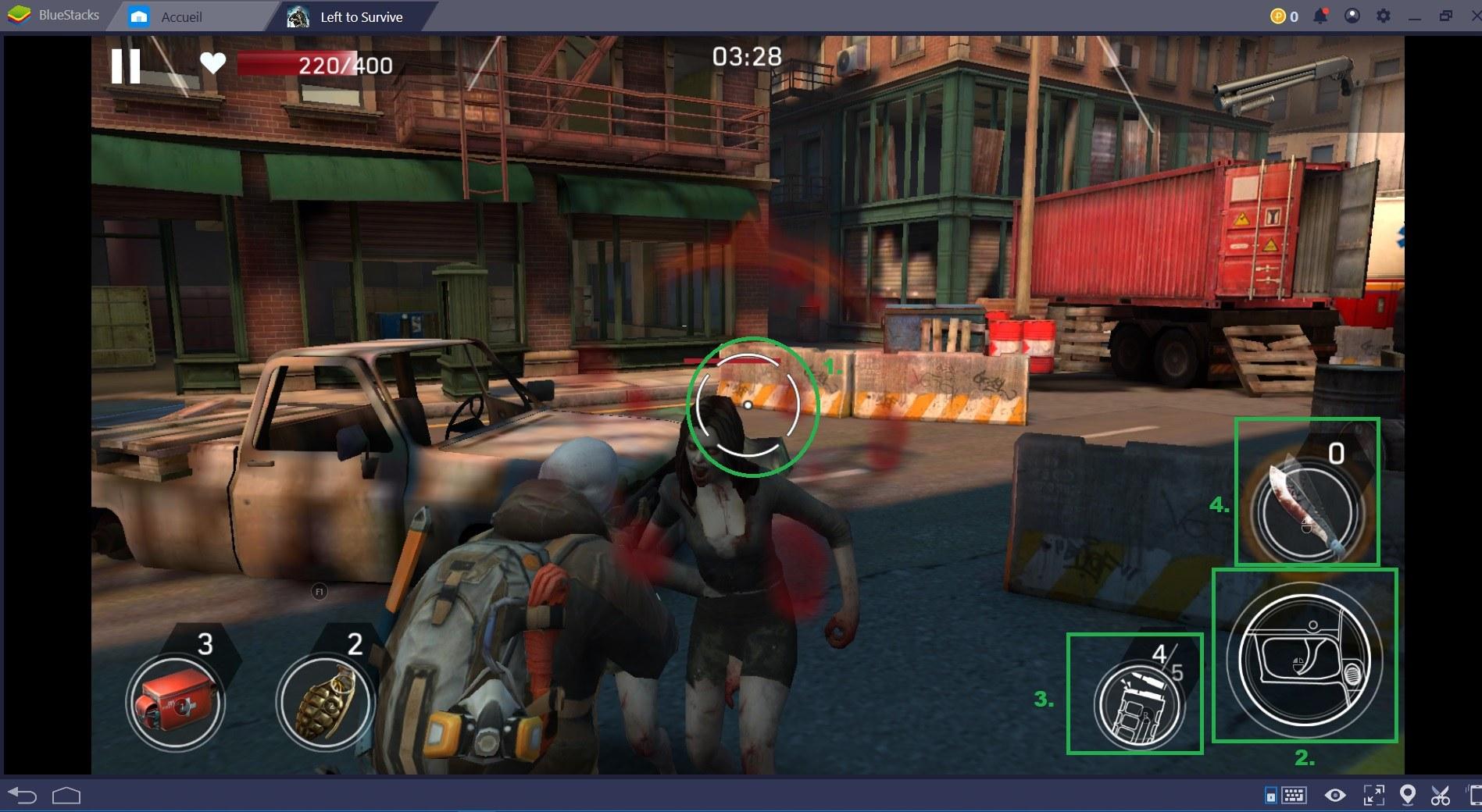 Optimiser son expérience du jeu Left to Survive grâce à BlueStacks