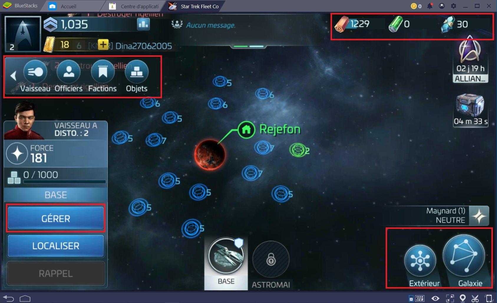 Star Trek Fleet Command : le guide du débutant pour conquérir la Galaxie
