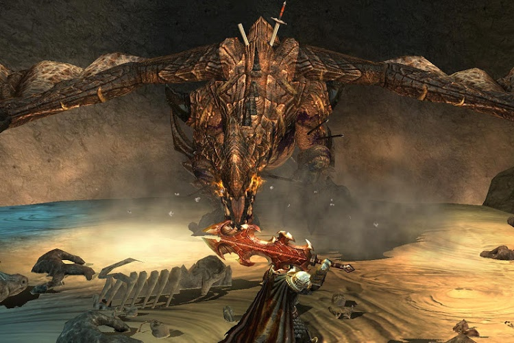 Играй Ire: Blood Memory На ПК 13