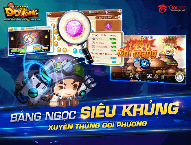 Chơi Garena DDTank on PC 21