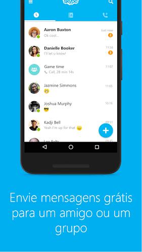 Jogue Skype on PC 4