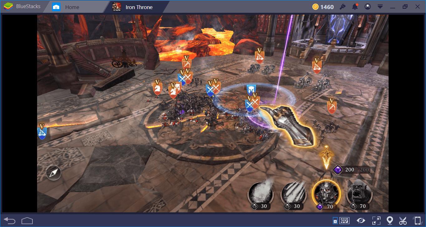 5 เหตุผลที่คุณไม่ควรพลาดในการเล่นเกม Iron Throne: สุดยอดเกม MMO แนววางแผนจาก Netmarble